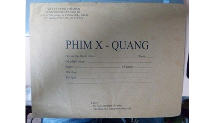 Bao Phim giấy kraft